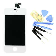 Replacement LCD Touch Screen Display Digitizer Assembly for iPhone 4 White