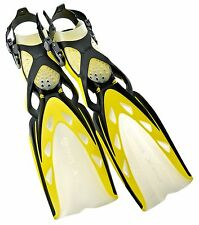 Mares X-Stream Adjustable Fins, Mares Open Heel Scuba Diving Fin
