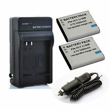 For Olympus LI-50B LI50B Battery Charger TG-820 iHS SP-800UZ SP-810UZ  SP-720UZ