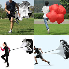 Running Speed Training Resistance Parachute Chute Running Assistant Adjustable