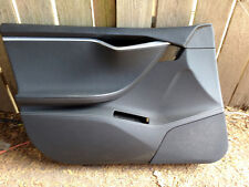 Tesla Model S Inside Door Panels - Black with Lighting - From 2015 85D