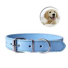 Big Sale Fashion 8Color Pu Leather Pet Dog Collar Puppy Cat Small Dog Neck Strap