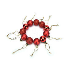 30cm Christmas Xmas Tree Ball Bauble Hanging Party Ornament Decoration Best FG