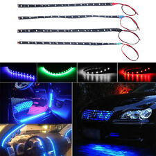 Waterproof LED Car Motor Vehicle Flexible Waterproof Strip Light Soft Strip CL