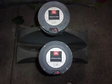 JBL 2441 Drivers Original Diaphragms JBL 2328 Throats and Horns complete consec#