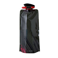 New Portable Water Bottle  Foldable Outdoor Sport Portable Water Bag