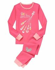 Gymboree Every Girl Super Hero 2 pc Gymmies Pajamas Baby Girls Size 12m 18m NWT