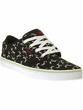 Vans Skeleton Reindeer-Black-Glow In The Dark Atwood Kids Shoe