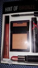 SMASHBOX Hint of Bronze BLUSH, Reflection Lip Gloss & Full Exposure Mascara