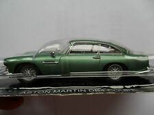 ASTON MARTIN DB4 SPORTS COUPE DIECAST MODEL 1/43 SEALED IN BLISTER PACK BOND 007