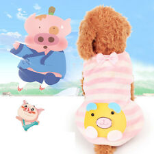 Small Cute Dog Clothes Pet Cat Puppy Hoodie chihuahua teacup Dog yorkie maltese