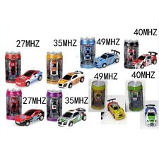Coke Can Mini Speed RC Radio Remote Control Micro Racing Car Toy Gift New FY