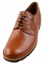 Rockport Ledge Hill Mens British Tan Plaintoe Oxfords