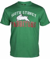 South Sydney Rabbitohs NRL Supporter T-Shirt Tee BNWT Mens Rugby League Clothing