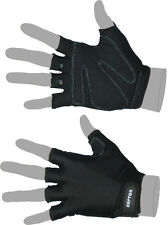 NEW Raptor 3/4 Fingered Padded Cycling/Bike/Cycle/MTB Gloves. XS/S/M/L/XL