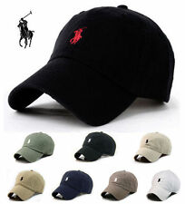 Men Wemon Polo Fine Embroidery Classic Unisex Tenni Baseball Adjustable Hats Cap