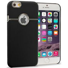 Deluxe Chrome Hard Rear Back Case Cover - Apple iPhone 6 (4.7)