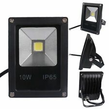 1PC Outdoor 10W Led Flood Light Lamp White/Red/Green/Blue/UV/IR/400-480nm AC DC