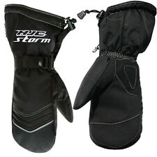 HJC Storm Youth Boys Girls Waterproof Snowmobile Cold Weather Winter Mitts