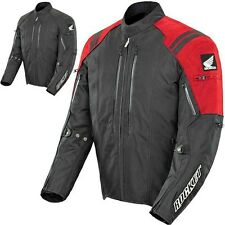 2015 Joe Rocket Honda CBR Textile Street Motorcycle Jacket