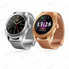 Waterproof Bluetooth Smart Watch Heart Rate Monitor Phone Mate For iOS Android