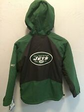 NEW YORK JETS YOUTH JACKET  *NWT* Reebok Youth M or L