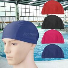 Fashion Men & Women Flexible Elasticity Swimming Cap Swim Bathing Hat Unisex New