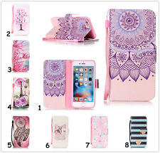 Girls Cute Stand Wallet For Samsung Galaxy Magnetic Flip Leather Case Cover Skin