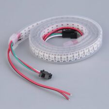 Hot 1M/5M 30/60/144 LED WS2812B 5050 LED Strip Light Waterproof  New GY