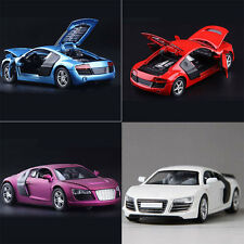 1:32 Scale Diecast Car Model Children Toy Sound&Light Present Colletion