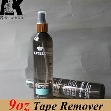 9oz Liquid Tape Remover For Tape Extensions/Double Sided Tape Remover 267ML