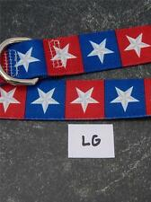 Patriotic COLONIAL STARS Collar NWT Yellow Dog Design CHOOSE Size FREE SHIP!