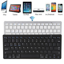 Wireless Bluetooth 3.0 Keyboard for Apple iPad 2 3 4 Ipad air 1 2 ipad mini 3
