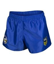 Parramatta Eels 2017 NRL Mens Supporter Shorts BNWT Rugby League Clothing