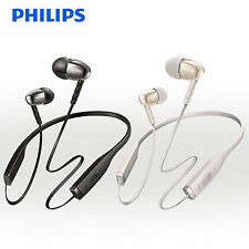 Philips SHB5950 Metalix Pro Neck Band Type Wireless Bluetooth Headset 2 Colors