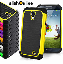 Shockproof Case Hybrid Silicone Hard Back Cover for Samsung Galaxy S4, S6, S8 S7