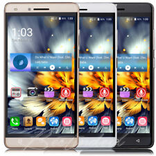 "Cheap Unlocked 5.0"" Android6.0 Mobile Smart Phone Quad Core 2SIM WiFi GPS 3G GSM"