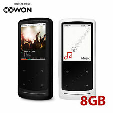 "COWON iAUDIO 9 Plus 2"" LCD Touch 320x240 MP3 Digital Media Player 8GB 2 Colors"
