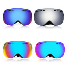 WOLFBIKE Ski Goggles Snowboarding Skate Outdoor Snow Skiing Windproof Glasses