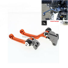 FXCNC CNC Brake Clutch Lever Pivot Dirt Bike For KTM 450XC-W/XCR-W 505XC-F 450XC