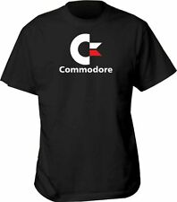 t shirt commodore retro 64 computer video mens game c64 80s tee top pc gaming