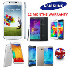 2017 Samsung Galaxy S3/S4/S5/S6/Note3/4 Smartphone 16G 32G Unlocked Mobile Phone
