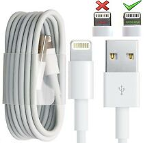 Lightning Sync & Charger USB Data Cable Lead For iPhone 7 6 5s 5 iPad Mini Air