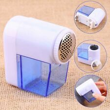 Electric Mini Fuzz Cloth Pill Lint Remover Wool Sweater Fabric Shaver Trimmer FY