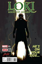 LOKI AGENT OF ASGARD (2013 MARVEL) #13 NM-