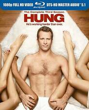 Hung: The Complete Third Season (Blu-ray Disc, 2012) Brand New Sealed 2 discs