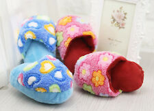 Dog Toys Pet Cat Toy Cute Slipper Squeaky Toy Play for Fun Plush Sound Toys