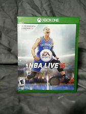 NBA Live 16 + Xbox Live Gold Trial (Microsoft Xbox One)