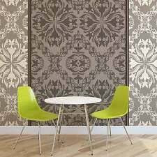 WALL MURAL PHOTO WALLPAPER XXL Abstract Pattern Grey Silver (2383WS)