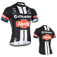 Mens Cycling Jersey Bike Tops Outfits Riding Short Sleeve Shirt Sweater Maillots